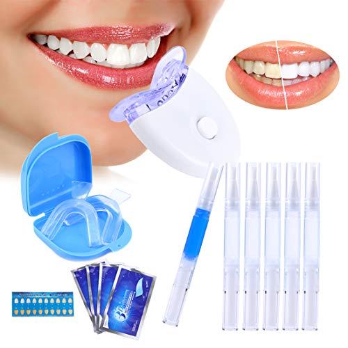 Blanqueamiento dental kit gel, Kit de Blanqueamiento Dental, profesional blanqueamiento dental altamente efectivo para dientes blancos brillantes como el dentista
