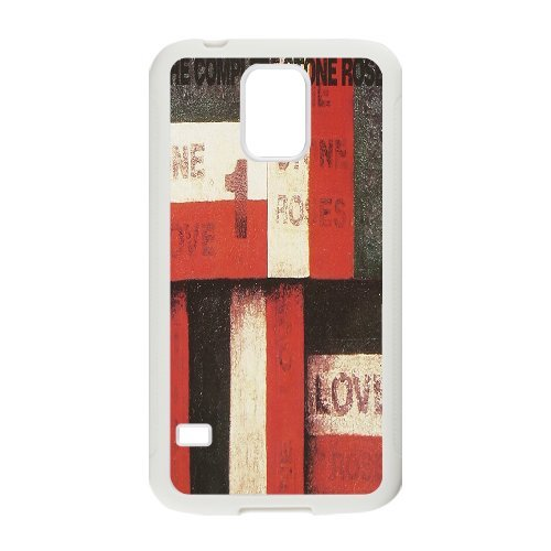 THE STONE ROSES For Samsung Galaxy S5 I9600 Csae phone Case Hjkdz233553