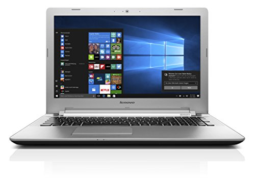 Lenovo Z51-70 80K600GTGE, notebook da 39,6cm (15,6pollici), 3 GHz, RAM da 8GB, scheda grafica AMD Tropo XT2/4G, DVD, sistema operativo Windows 8.1, colore: bianco nero 1 to hdd
