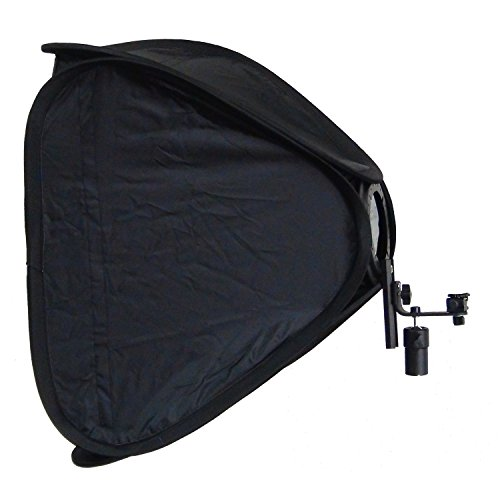 DynaSun 12240 SB1009 Easy Folder Blitz Magic Softbox mit Diffusor für Blitzgerät System