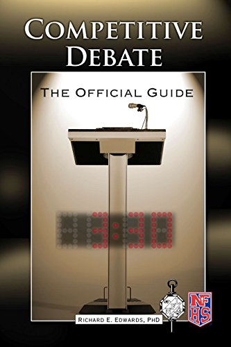 Competitive Debate: The Official Guide por Richard Edwards
