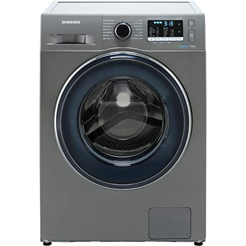 Samsung WW70J5555FX A+++ Rated Freestanding Washing Machine - Graphite