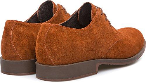 Camper Bowie K100059-002 Chaussures habillées Homme Marron