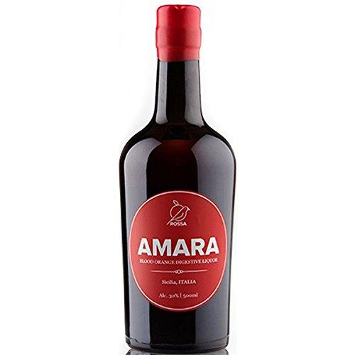 Amara - Amaro d'Arancia Rossa di Sicilia by Nelson Sicily