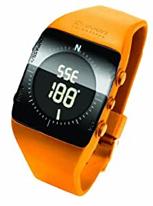 Oregon Scientific Montre Sport Boussole Orange