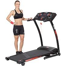 Fytter Cardio RU003R - Cinta de correr para fitness, color negro