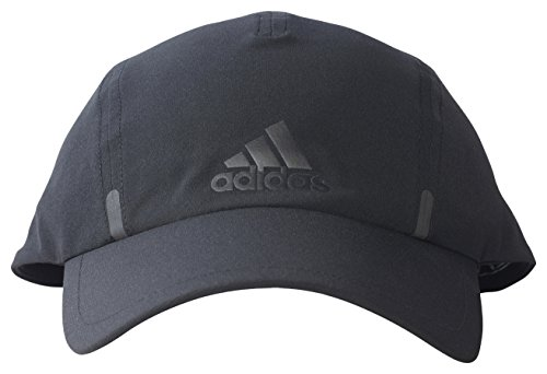 adidas Herren Climalite Mütze, Black/White/Black Reflective, OSFM (Running-cap Adidas)