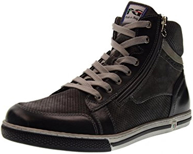 Nero Giardini Hombre Zapatillas de Deporte P800252U/201