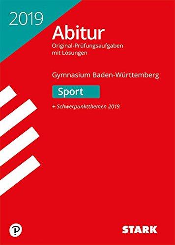 Abiturprüfung BaWü - Sport