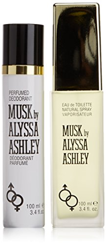 ALYSSA ASHLEY ALYSSA ASHLEY - MUSK  2 Stücke - unisex, 1er Pack (1 x 2 Stück)