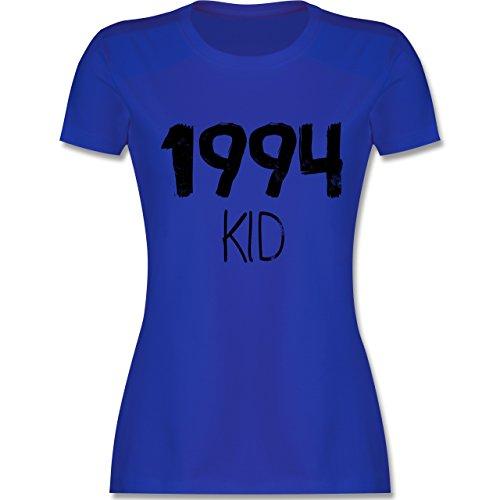 Geburtstag - 1994 KID - tailliertes Premium T-Shirt mit Rundhalsausschnitt für Damen Royalblau