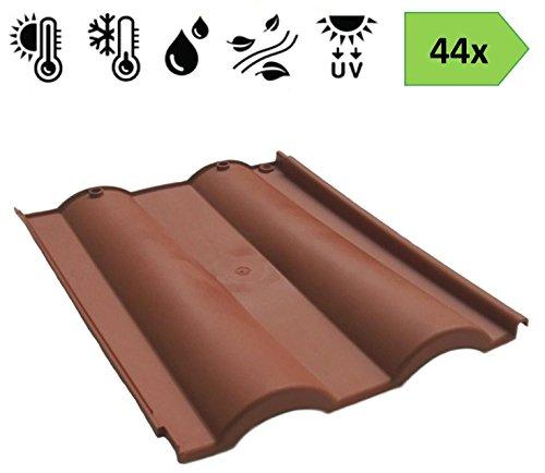 tegola-doppia-romana-in-plastica-color-cotto-44-pezzi-tetto-coppo-terracotta