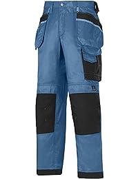 Snickers Workwear Arbeit–pantoloni, blau, 32121704160