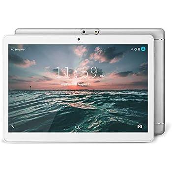 YUNTAB Tablet Android 9.6 Pulgadas, 3G WiFi PC Quad-Core, 1 GB de ...