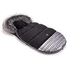 Cottonmoose Moose Shine Saco de invierno dormir térmico para carrito silla de bebé universal abrigo polar