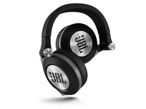 JBL E50 BT Wireless Bluetooth Over-Ear Stereo-Kopfhörer (Integrierter Fernbedienung/Mikrofonsteuerung, ShareMe Technologie, PureBass-Leistung, Kompatibel mit Apple iOS/Android Geräten) schwarz - 2