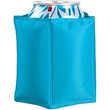 Vin Bouquet FIE 176 - Funda enfriadora para latas azúl