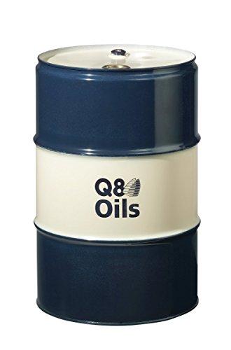 Bidon 60 litres d'huile moteur Q8 Formula Excel 5W40 Réf. 101107201301 pas cher