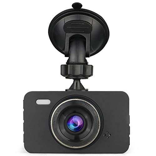 Car Dash Cam 3 Zoll IPS Display Car Video-Recorder 170°Wide Angle Driving Camera mit WDR, Motion Detection, Parking Monitor, G-Sensor, Loop-Aufnahme