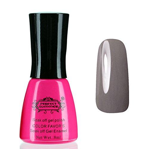 [300 Couleurs Disponibles] 1PCS 8ml Vernis à Ongles Semi-Permanent UV LED Soak Off pour Gel Nail Polish French Manucure #63