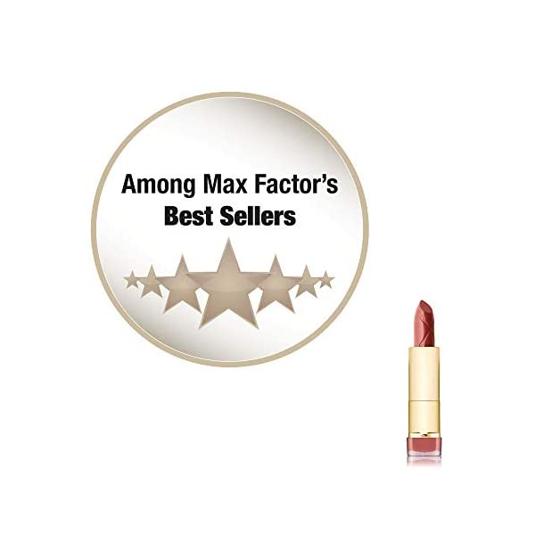 Max Factor Color Elixir Lipstick 615 Stardust, 1er Pack (1 x 4 ml)