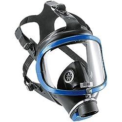 Dräger X-plore® 6300 Masque de Protection Complet | Masque intégral avec raccord fileté Standard Rd40 | pour des travaux de Construction, d'Industrie