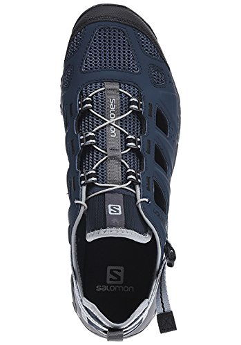 Salomon Evasion Cabrio Tempest Verdigrey Gecko Green Deep Blue Dark Cloud Light Onyx