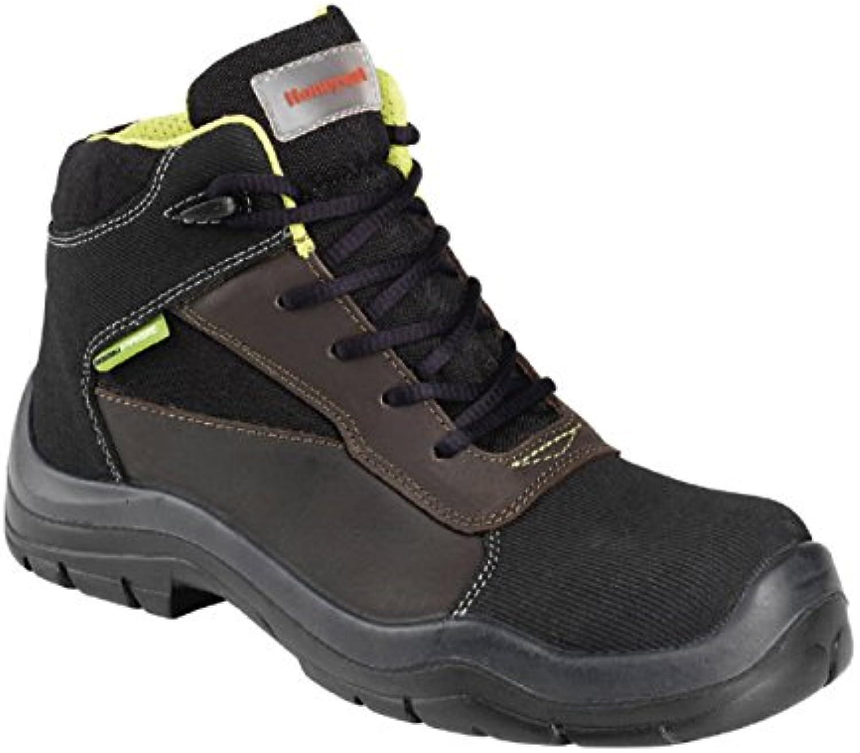 Honeywell 6246157 Bacou Peak AMG scarpe di sicurezza S3 ci SRC, 48, Nero, 1 | Ogni articolo descritto è disponibile  | Sig/Sig Ra Scarpa