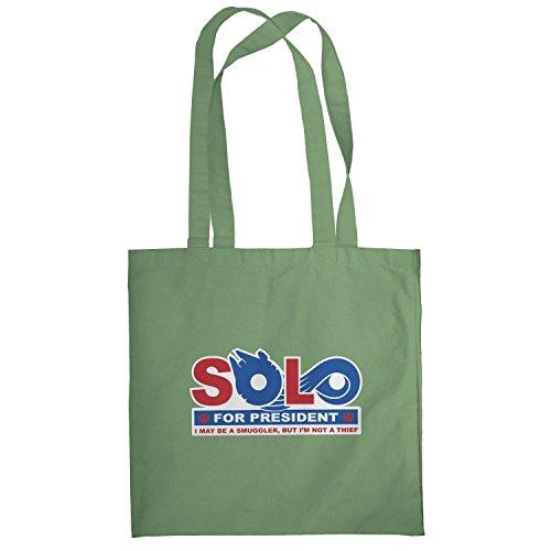 Für Kostüm Darth Kinder Sidious (TEXLAB - Solo for President - Stoffbeutel,)