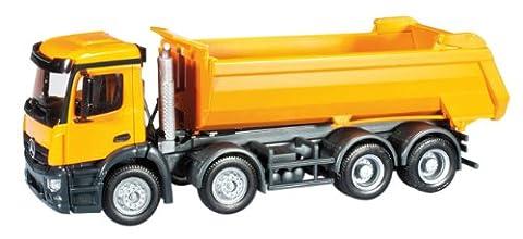 herpa 1/87 Mercedes S client database dump truck axle 4
