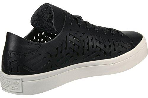 adidas Courtvantage Cutout W, Scarpe da Corsa Donna Nero