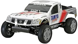 tamiya 300058511 1 12 radio control nissan titan racing. Black Bedroom Furniture Sets. Home Design Ideas