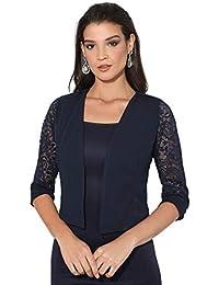 sélection premium daf15 8f196 Boléros - Pulls et gilets : Vêtements : Amazon.fr