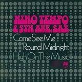 Nino Tempo & 5th Ave. Sax - Come See Me 'Round Midnight - A&M Records - 13 397 AT