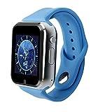 Die besten Mio Herzfrequenz-Uhren - DBBKO Fitness Tracker mit herzfrequenz,Schrittzähler WiFi-Kamera Bluetooth-Anruf Wasserdichte Bewertungen