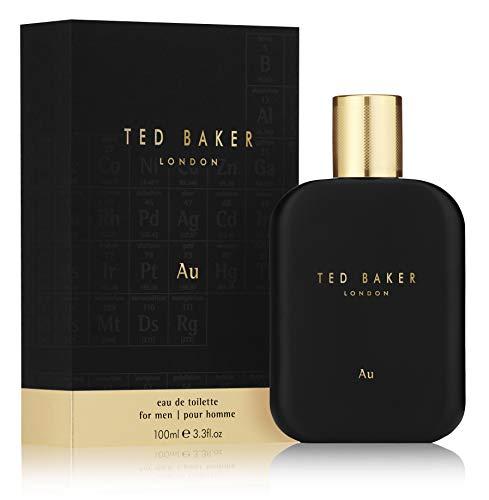 Ted Baker Tonic - AG - Argent pour homme 100 ml Eau de toilette