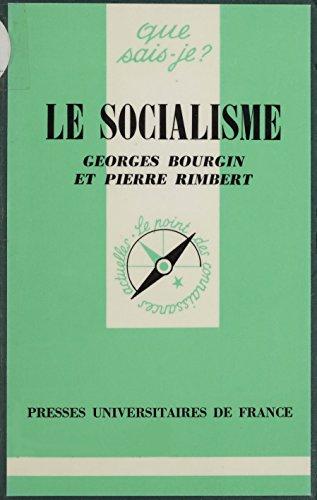 Livre gratuits en ligne Le Socialisme pdf