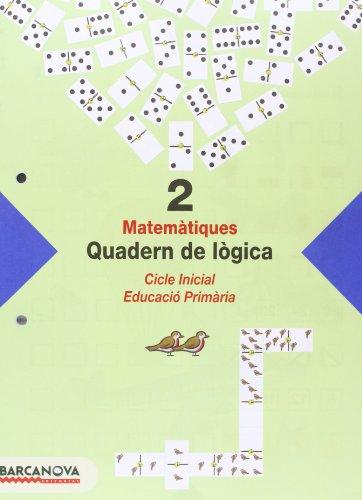 Quadern de lògica 2 CI (Materials Educatius - Cicle Inicial - Matemàtiques) - 9788448915261