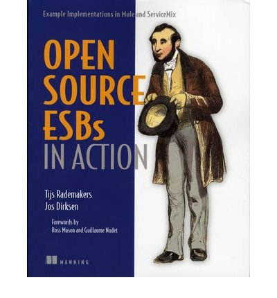 [( Open-Source ESBs in Action: Example Implementations in Mule and ServiceMix - IPS [ OPEN-SOURCE ESBS IN ACTION: EXAMPLE IMPLEMENTATIONS IN MULE AND SERVICEMIX - IPS ] By Rademakers, Tijs ( Author )Sep-01-2008 Paperback By Rademakers, Tijs ( Author ) Paperback Sep - 2008)] Paperback