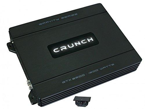 Crunch GTX 2600 Kanäle Maxxsonics Auto-subwoofer