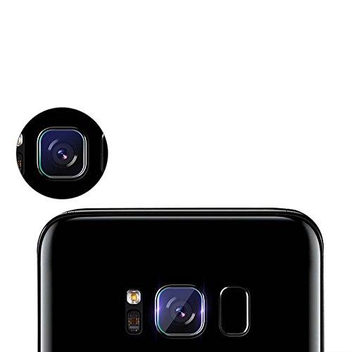 ACUTAS Camera Lens Fiber Screen Protector For Samsung Galaxy S8 Plus