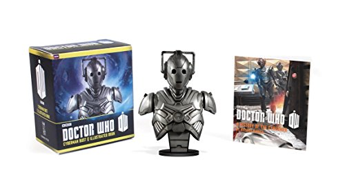 Zoom IMG-3 doctor who cyberman bust and