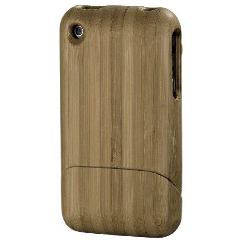 Hama Bamboo Handytasche für Apple iPhone 3G/3G S beige