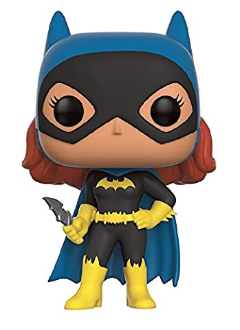 Funko - Figurine DC Comics - Batgirl Silver Age Exclu Pop 10cm - 0889698138758