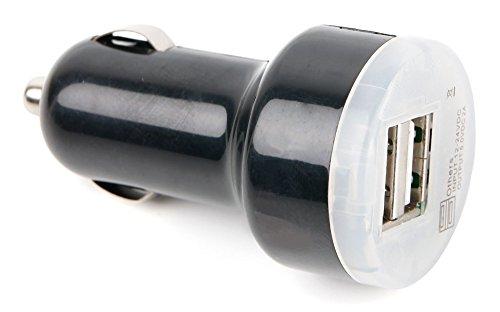 USB-Lade-Adapter für Kodak SP360 4K - zum Aufladen im Auto (12 Volt / 2 AMP)