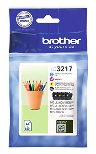 Brother LC-3217C/LC-3217M/LC-321...