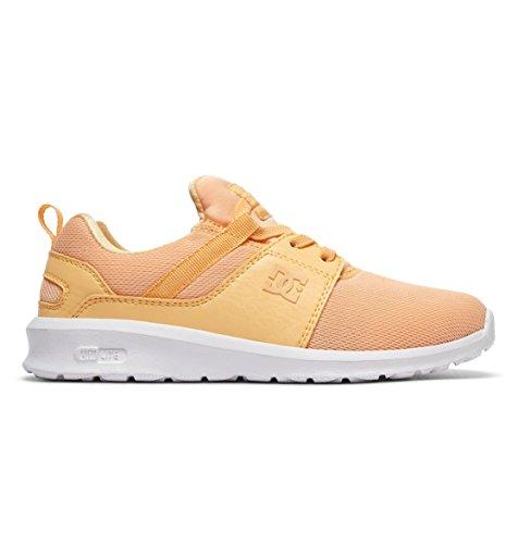 DC Shoes Heathrow - Shoes for Girls - Schuhe - Mädchen 8-16 - EU 36 - Rosa (Dc Mädchen Schuhe)