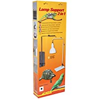 """Lucky Reptile LC-1B Lamp Support """"2 in 1"""" - schwarz"""