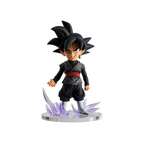Preisvergleich Produktbild Dragon Ball Cho UG 04 Desktop Figure~ Son Goku Black~Size 7.5cm