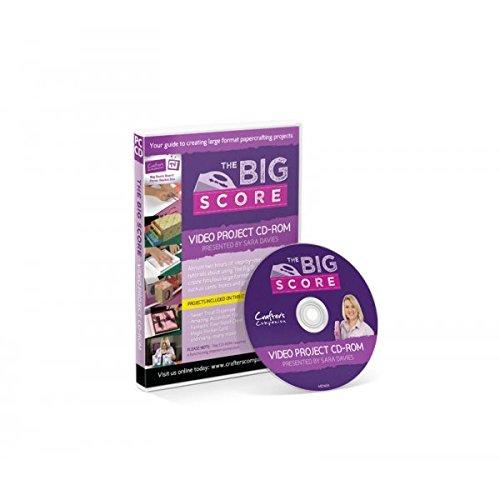 the-big-score-board-video-project-resource-craft-tutorial-pc-cd-rom-sara-davies
